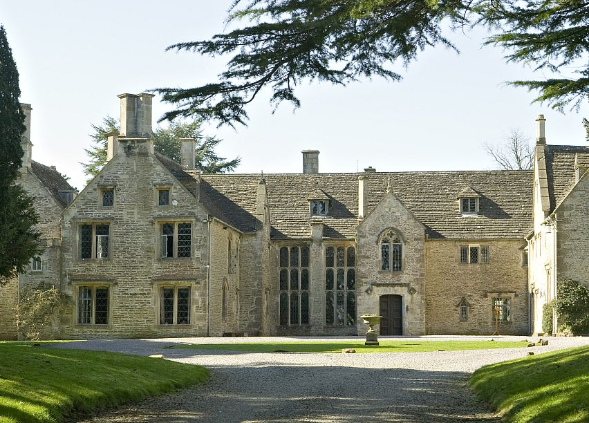 Chavenage House, Tetbury