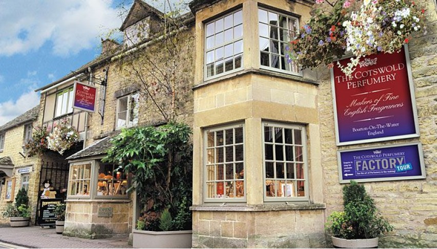 The Cotswold Perfumery, Bourton-on-the-Water