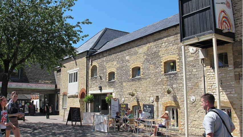 New Brewery Arts, Cirencester