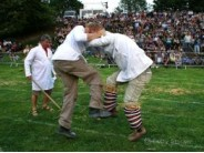 5. Shin-kicking and the Robert Dover's Cotswold Olimpicks