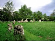 18. The Rollright Stones