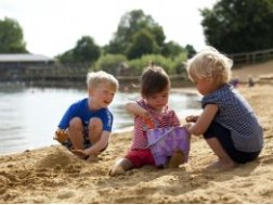 24. Cotswold Water Park... and the UK's largest inland beach