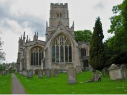 26. Wool churches of the Cotswolds