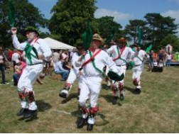 38. Morris Dancing in the Cotswolds