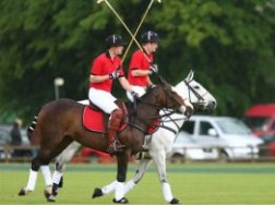 45. Polo in the Cotswolds