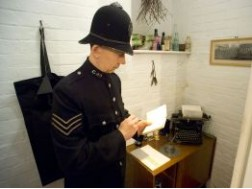64. Police museums in Tetbury & Winchcombe