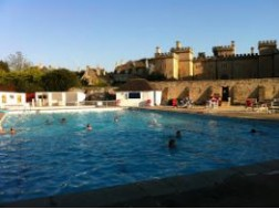 80. Open-air swimming pools