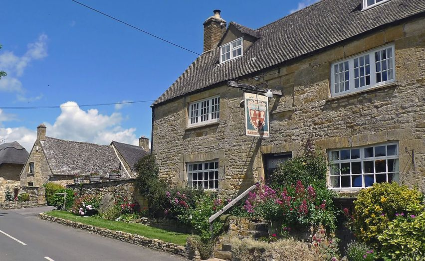 The Bakers Arms, Broad Campden
