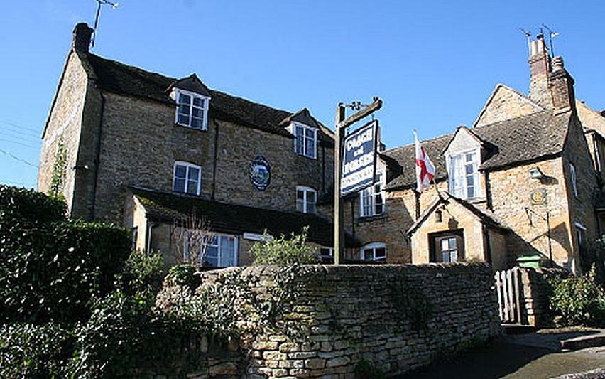 The Coach & Horses Inn, Longborough