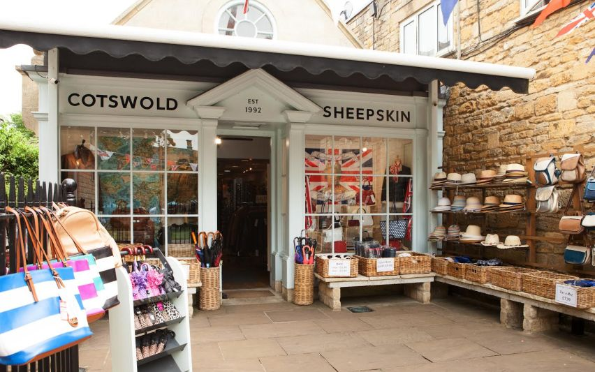 Cotswold Sheepskin, Bourton-on-the-Water
