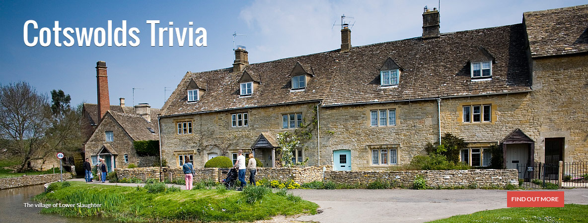 Cotswolds Trivia