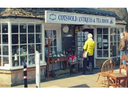 Cotswold Antiques & Tea Room, Bourton-on-the-Water