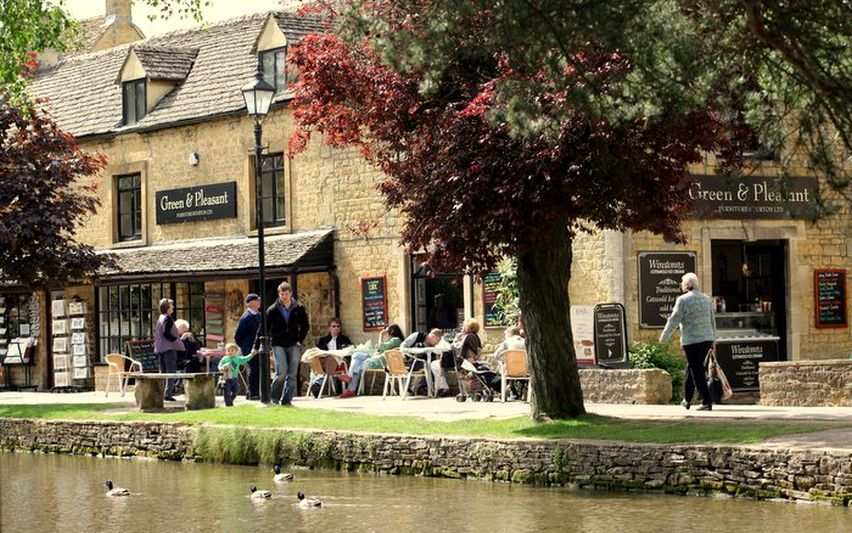 Green & Pleasant Tea Rooms, Bourton-on-the-Water
