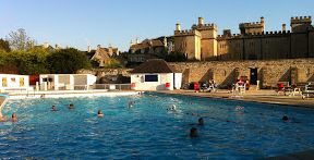 Cirencester Open Air Swimming Pool is the oldest in Britain.