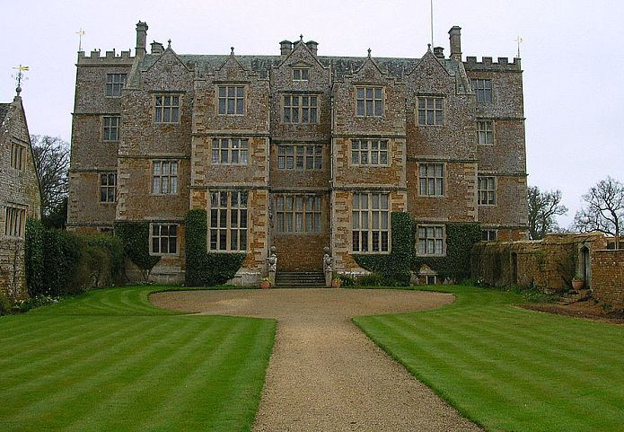 Chastleton House, near Moreton-in-Marsh, is considered to be the birthplace of croquet.