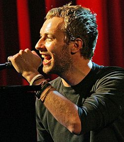 Coldplay frontman Chris Martin has a couple of Cotswold cricketing connections.