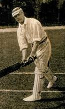 Gilbert Jessop was not only an extraordinary cricketer but also a remarkable all-round sportsman.