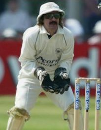 Stroud-born Jack Russell has been one of the most recognisable cricketers of modern times.