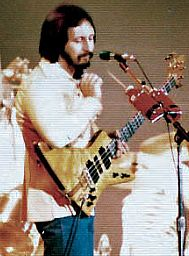 John Entwistle, former bassist with The Who, who owned a mansion near Stow-on-the-Wold for 27 years.