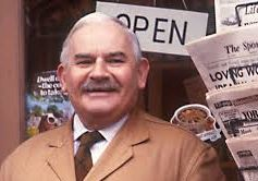 Ronnie Barker retired from show business to live near Chipping Norton, where he ran an antiques shop with his wife for a decade.
