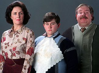 J K Rowling is said to have named the Dursley family in her Harry Potter books after the Gloucestershire town close to where she was born.