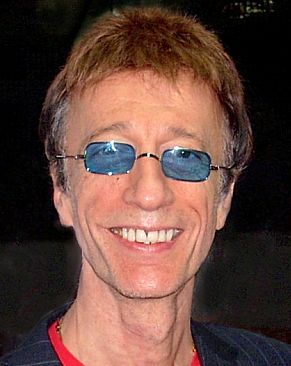Robin Gibb wrote a song about his youthful days in Shipston-on-Stour.