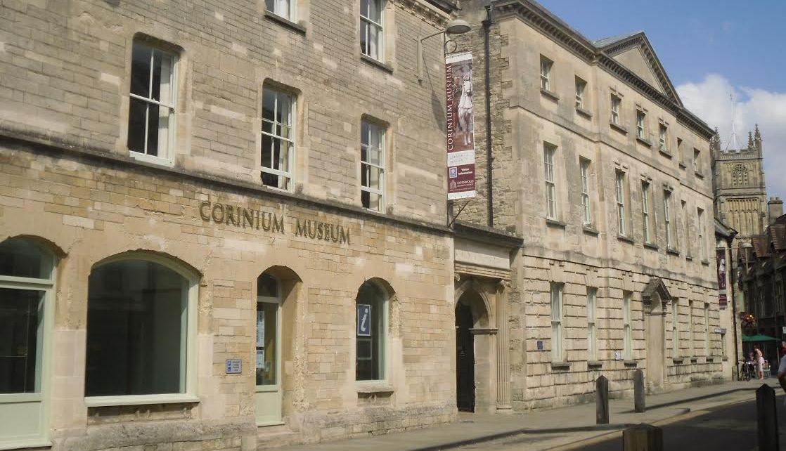 The Corinium Museum is staging a display of poetry based on its artefacts.