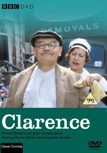 Ronnie Barker played a removal man in Clarence, his final TV comedy series, which was filmed in Cheltenham.