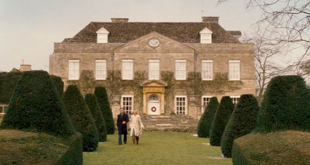 Cornwell Manor, in the Oxfordshire Cotswolds, was used as a romantic location for 2006 movie The Holiday, which featured Jude Law and Cameron Diaz.