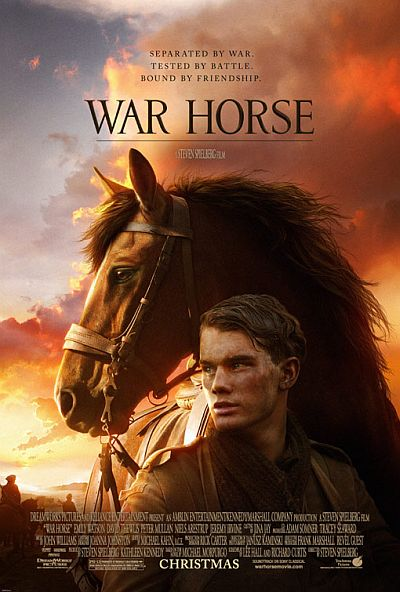 The acclaimed 2011 movie War Horse was filmed in the picturesque Wiltshire village of Castle Combe.