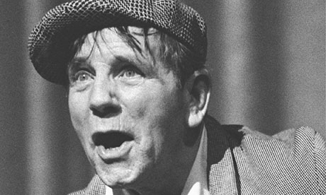 The late Sir Norman Wisdom, who I never actually met, but my telephone interview with him in the bath certainly caused a splash!