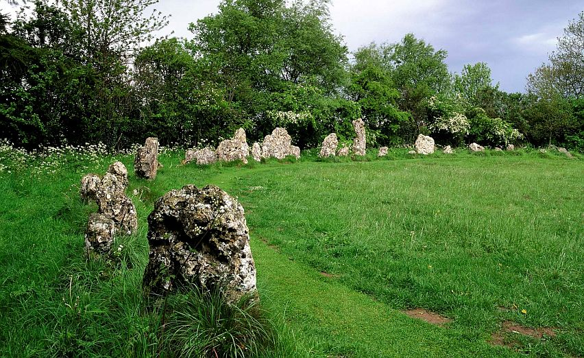 The Rollright Stones have generated plenty of folklore over the centuries. Picture courtesy Cotswolds Conservation Board