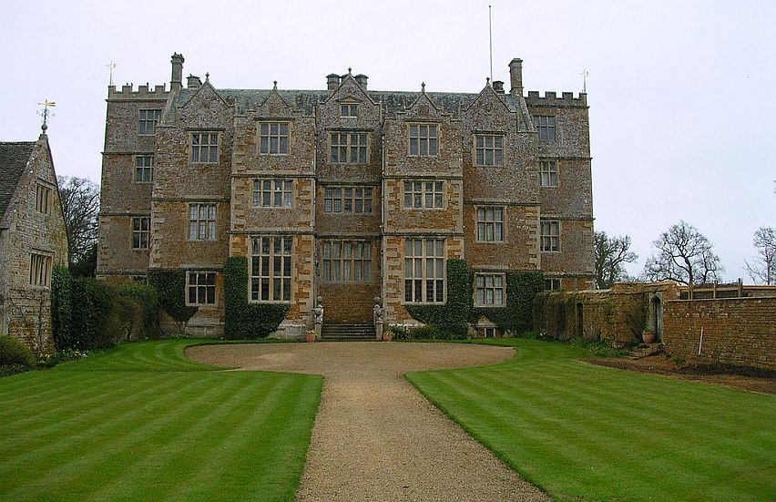 Chastleton House remained virtually unchanged for 400 years.