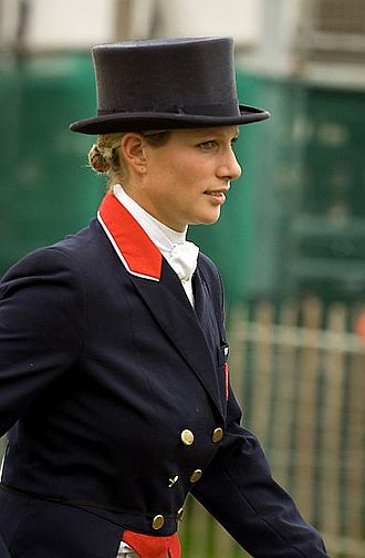 Olympic eventing silver medallist Zara Phillips and her mother the Princess Royal both live in the Cotswolds.
