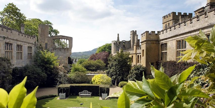Sudeley Castle, just outside Winchcombe, has a host of Royal connections going back centuries.