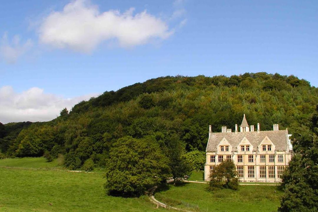 Woodchester Mansion, the Victorian Gothic Grade I listed building that was mysteriously never completed.