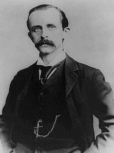 J M Barrie pictured around 1910.