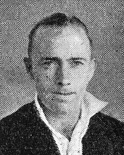 Sam Cook, from Tetbury, was a prolific wicket-taker for Gloucestershire and also played in one Test match for England.