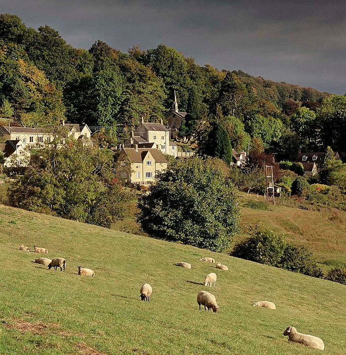 The Cotswolds Conservation Board exists to conserve and enhance the Cotswolds Area of Outstanding Natural Beauty. Picture © Cotswolds Conservation Board.