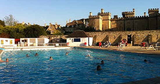Cirencester boasts Britain's oldest open-air swimming pool, dating back to 1869.