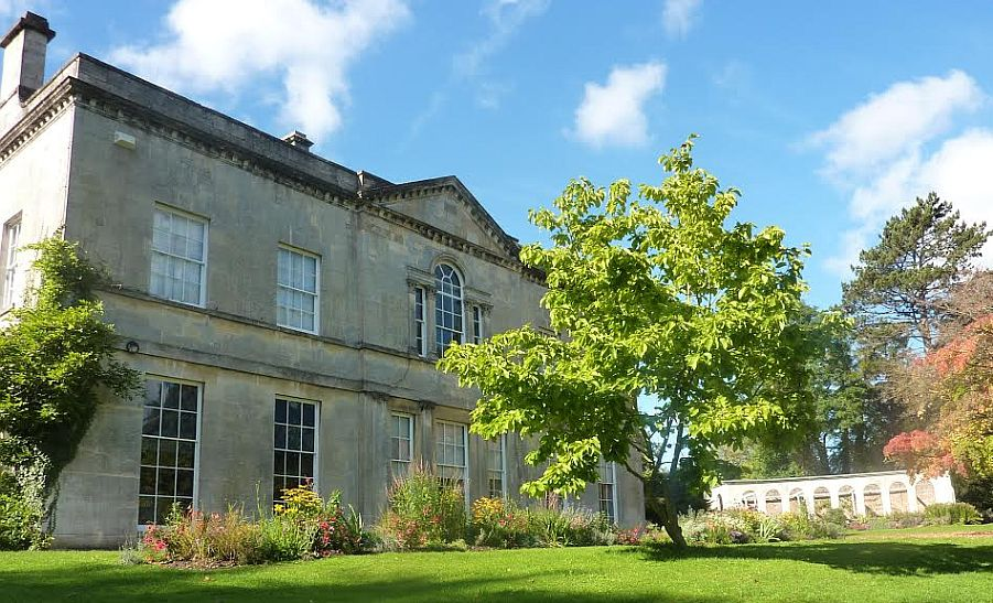 The Museum in the Park is set in a 17th Century mansion house in the grounds of Stratford Park, Stroud.