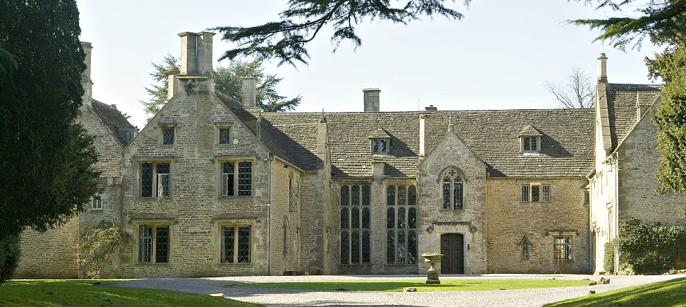 Chavenage House, near Tetbury, has a rich and colourful history.