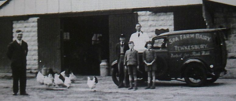 Harry Workman set up Spa Farm Dairy in 1938 before establishing Cotteswold Dairy in 1943.