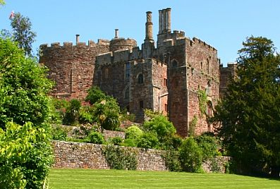 King Edward II is thought to have been murdered at Berkeley Castle.