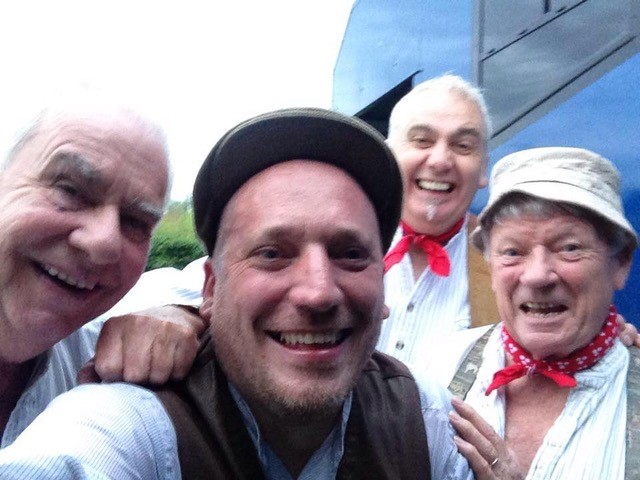 Corky and The Wurzels