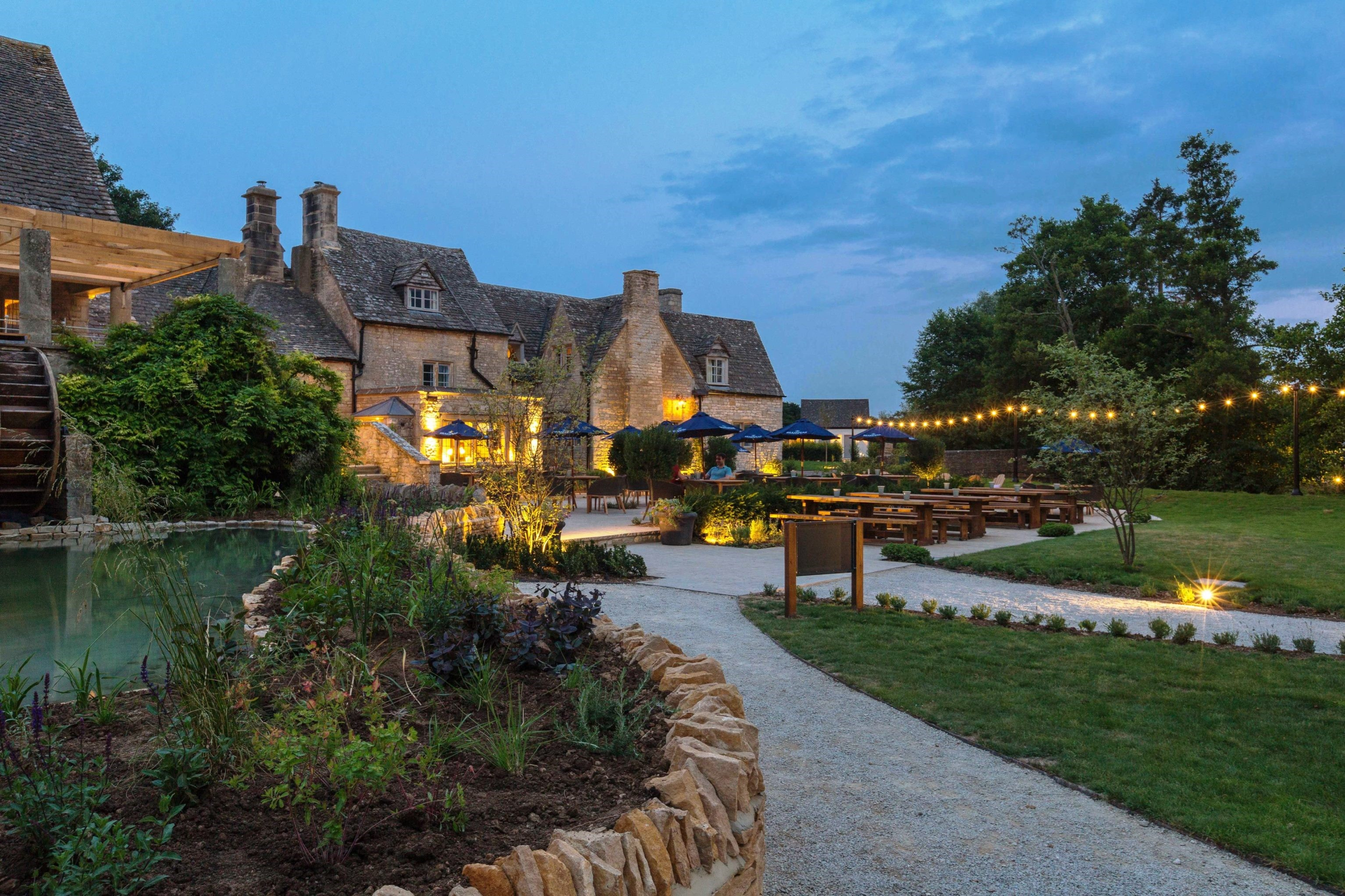 Shortlisted: The Frogmill at Shipton Oliffe