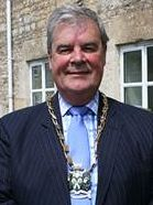Cotswold District Council's new chairman Mark Annett.