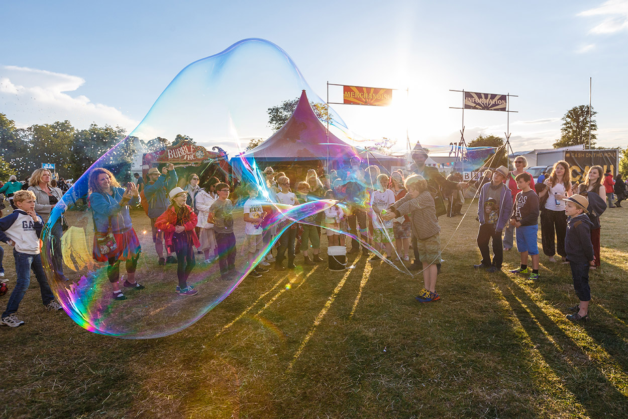 The fabulous Cornbury Music Festival runs from Friday to Sunday, July 8-10.