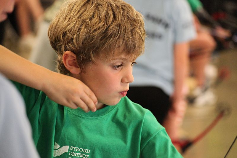 The Generation Games in Stroud are aimed at people of all ages.