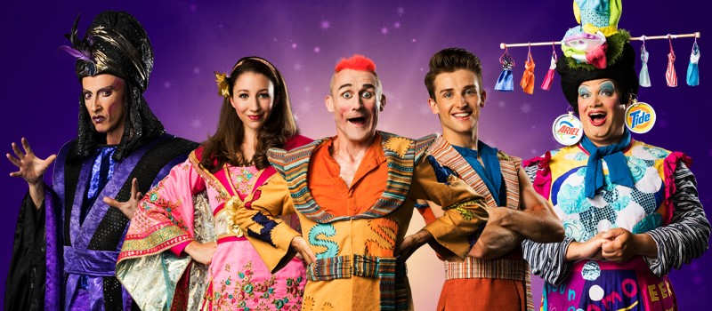 Get set for a magical Cotswold panto season